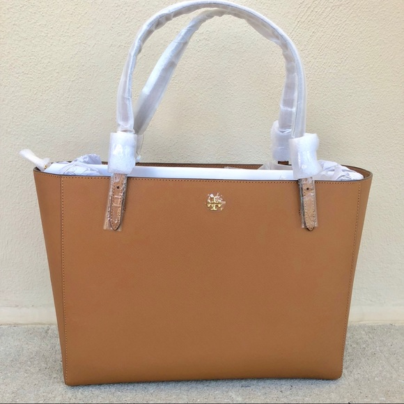 f83bc1f4adbe HP🇺🇸Tory Burch large Emerson buckle tote
